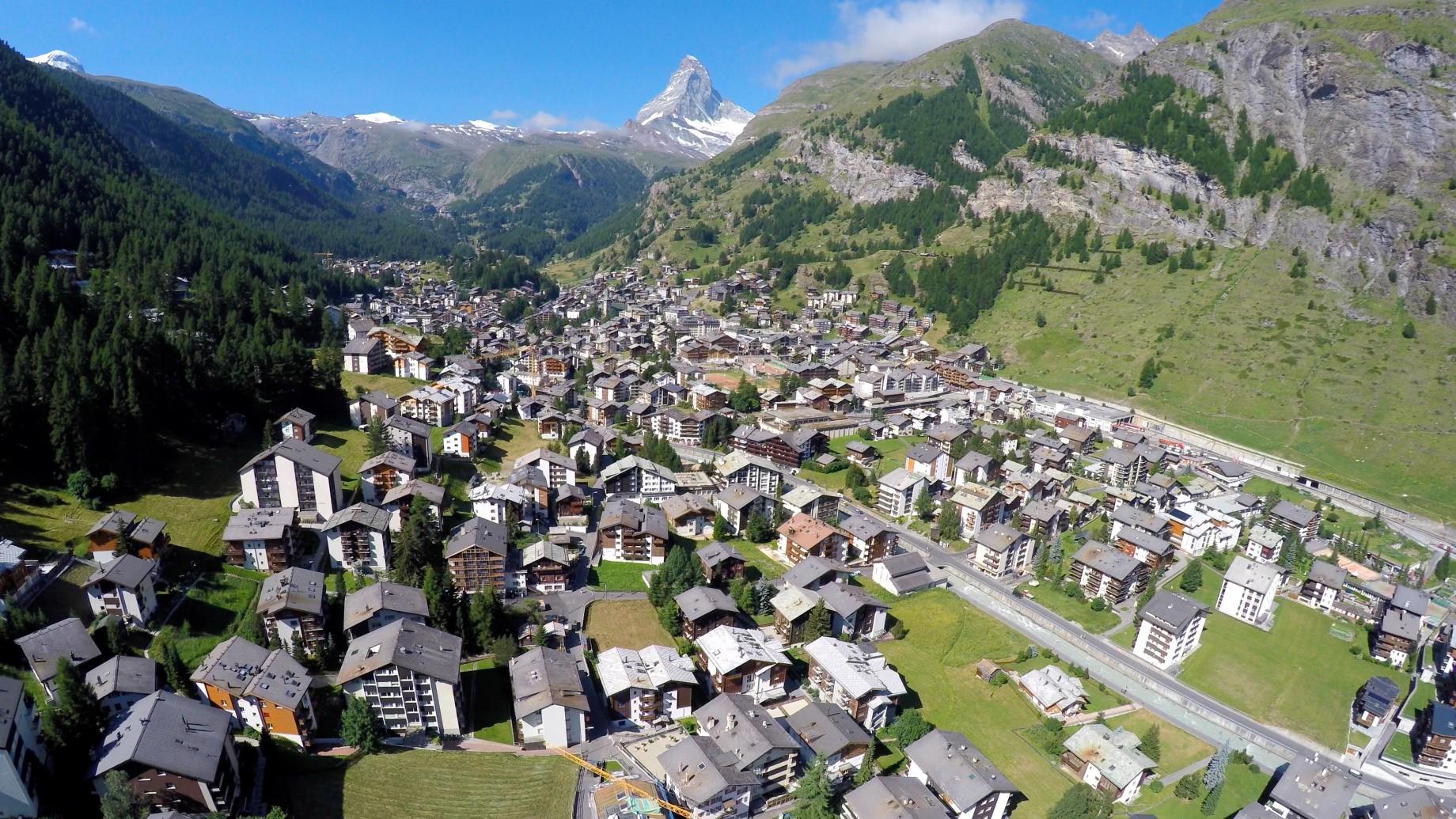 Zermatt in 4k